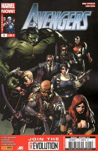 9782809437737: Avengers, Tome 5 :