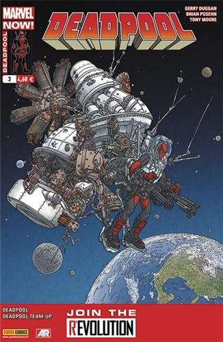 9782809437744: Deadpool, Tome 3 : 2013