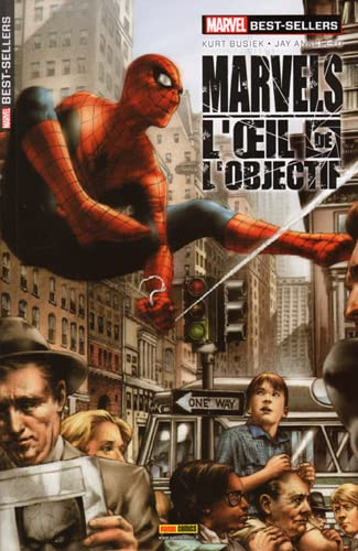 9782809438048: Marvel best-sellers 006 marvels - l'oeil de l'objectif
