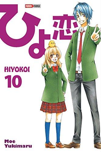 HIYOKOI T.10: YUKIMARU MOE