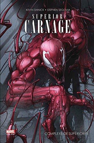 9782809440003: SPIDER-MAN : SUPERIOR CARNAGE (PAN MARVEL DARK)