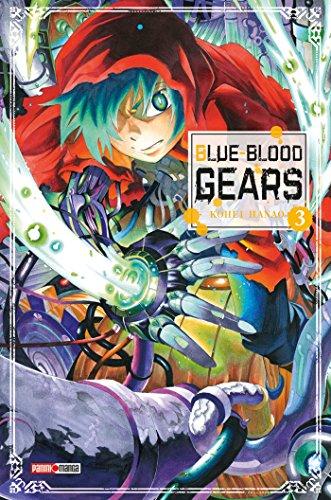 9782809442229: Blue blood gears Vol.3