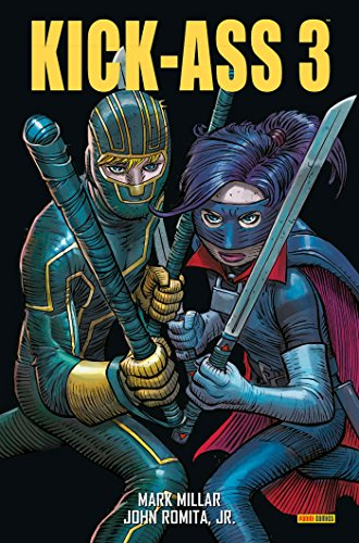 Kick-Ass 3, Tome 3 : Deluxe: Mark Millar