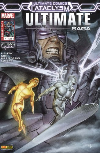 9782809444612: Ultimate saga 04 : hunger - cataclysm 1(sur 3)