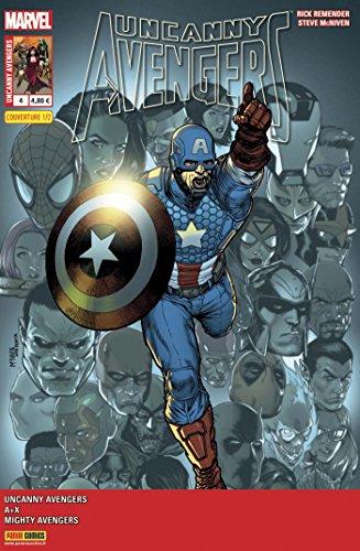 9782809447194: Uncanny Avengers, v2 04 cover 1/2 :