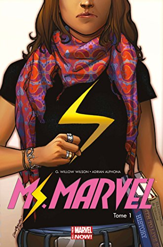 9782809447637: Ms Marvel T01