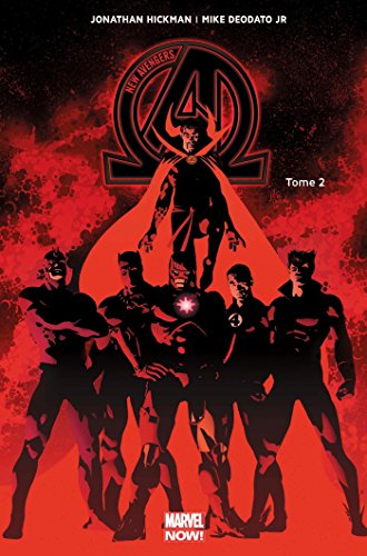 9782809449532: New Avengers Marvel Now T02