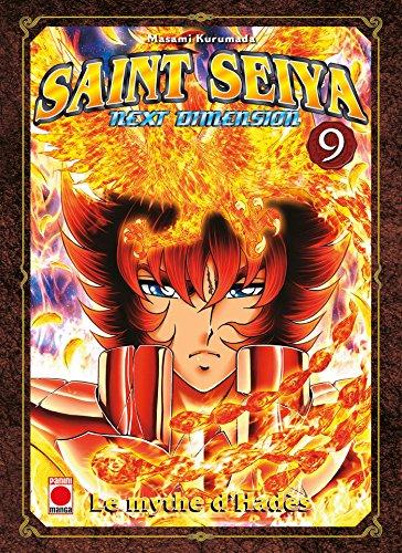 SAINT SEIYA NEXT DIMENSION T.09: KURUMADA MASAMI