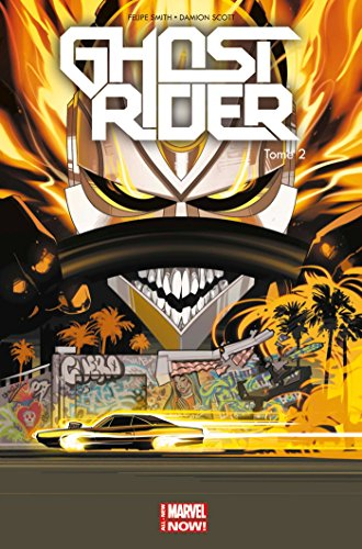 9782809450064: GHOST RIDER ALL NEW MARVEL NOW T02