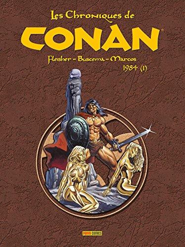 9782809450705: Les Chroniques de Conan T17 1984 (I)