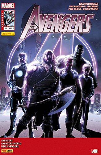 9782809451528: Avengers 2013 22 1/2 Jim Cheung
