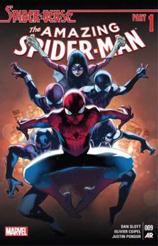 9782809452242: Spider-man 2014 06 Spider-Verse 1/4