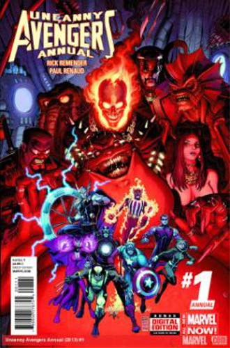 9782809452310: Uncanny avengers v2 08 : Axis continue ici !
