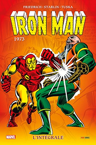 IRON-MAN INTÉGRALE T.08 1973: COLLECTIF