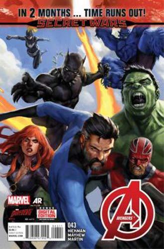 9782809454086: Avengers 2013 29