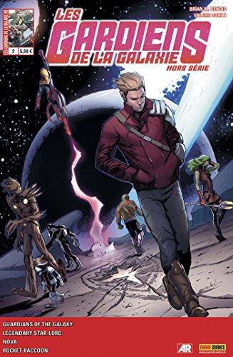 9782809454291: Les gardiens de la galaxie, Hors-série : Les gardiens de la galaxie