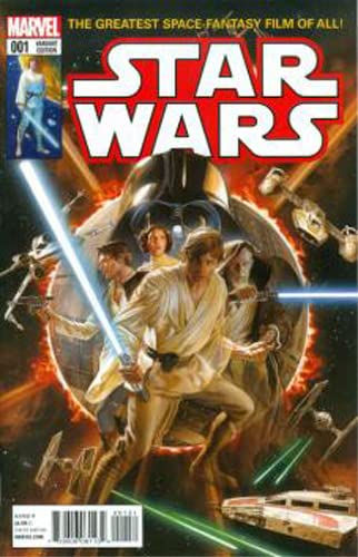 9782809454901: Star wars 04 vc alex ross + t-shirt m