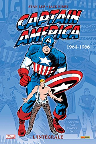CAPTAIN AMERICA INTÉGRALE T.01 (1964-1966): LEE STAN