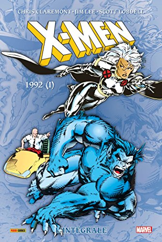 9782809455328: X-MEN INTEGRALE T30 1992 I (PAN.MARVEL CLAS)