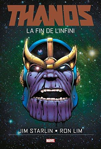 9782809457346: Thanos la fin de l'infini (PAN.MAR.GRAPH.N)