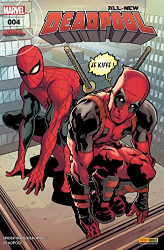 9782809459234: All-new deadpool nº 4 (PAN.MARVEL.FASC)