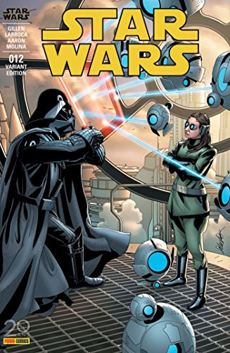 9782809461015: Star Wars, N° 12 : Couverture 2/2