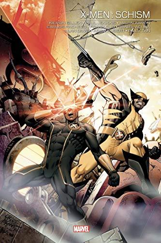 9782809475623: X-Men: Schism