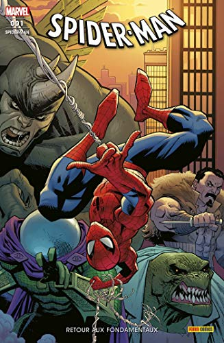 9782809476378: Spider-Man (fresh start) n°1