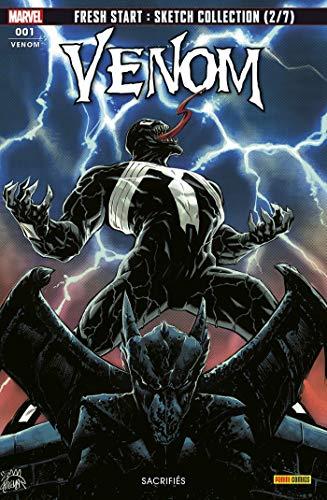 9782809476415: Venom (fresh start) n°1