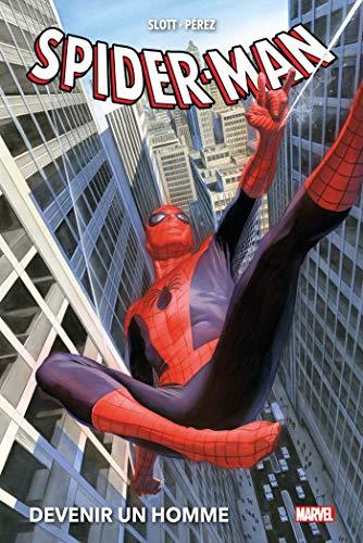 9782809486506: Spider-Man : Devenir un homme