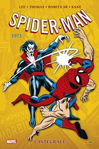 9782809487510: Amazing Spider-Man: L'intégrale 1971 (T09)