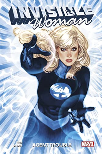 9782809487671: Invisible Woman : Agent trouble