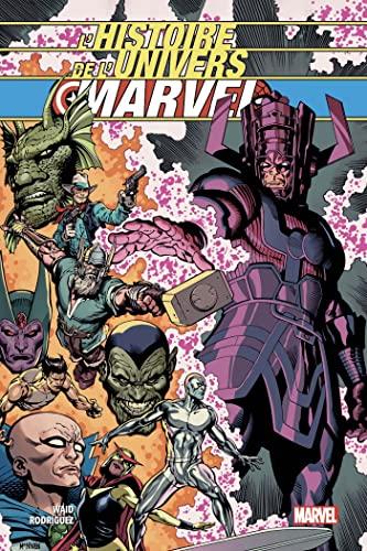 9782809487701: L'histoire de l'univers Marvel