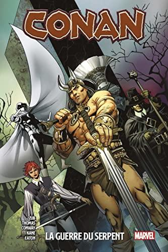 9782809490763: Conan: La guerre du Serpent