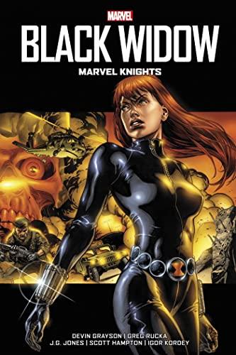 9782809490800: Black Widow : Marvel Knights