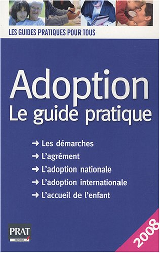 9782809500219: Adoption : Le guide pratique