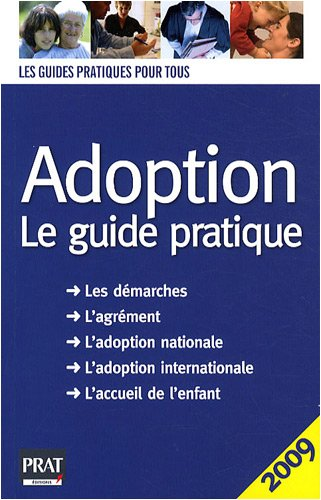 9782809500844: Adoption : Le guide pratique