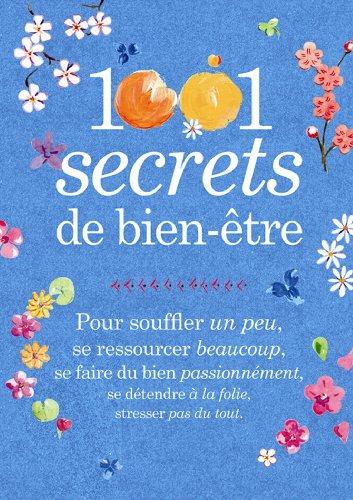 9782809501070: 1001 secrets de bien-être