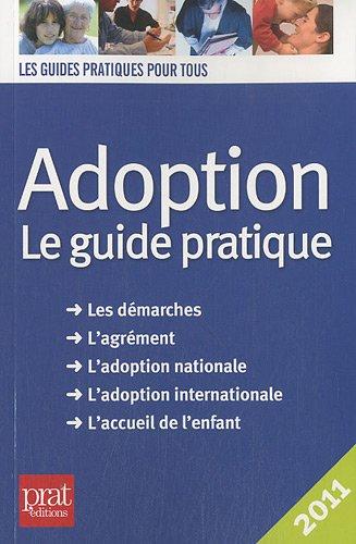 9782809502244: Adoption : Le guide pratique
