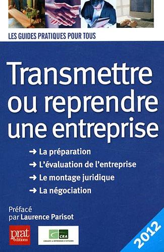 9782809502794: Transmettre ou reprendre une entreprise