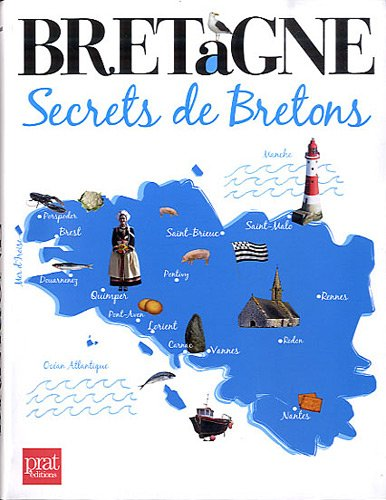 9782809503258: Bretagne : Secrets de Bretons