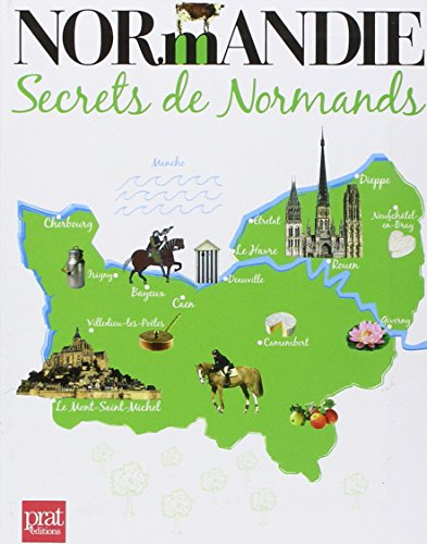 9782809503937: Normandie : Secrets de Normands