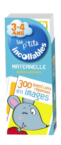 9782809601800: Les p'tits incollables Maternelle petite section (French Edition)