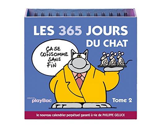 9782809602395: Les 365 jours du Chat, Tome 2.