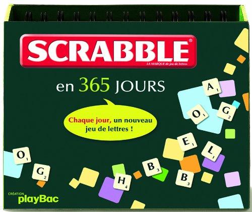 Scrabble en 365 jours (P.BAC ABANDON) - Play Bac