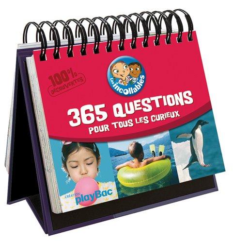 9782809602548: 365 Questions pour tous les curieux