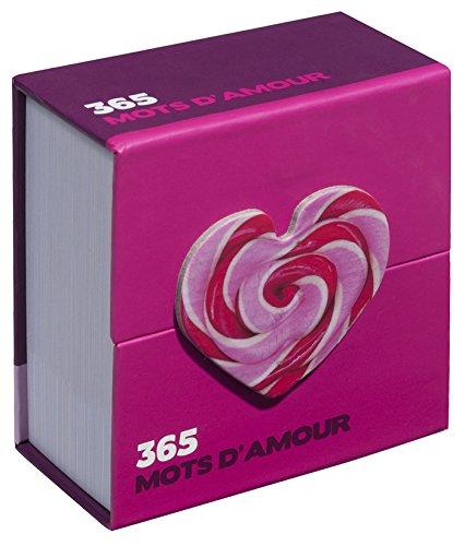 9782809604054: Mots d'amour