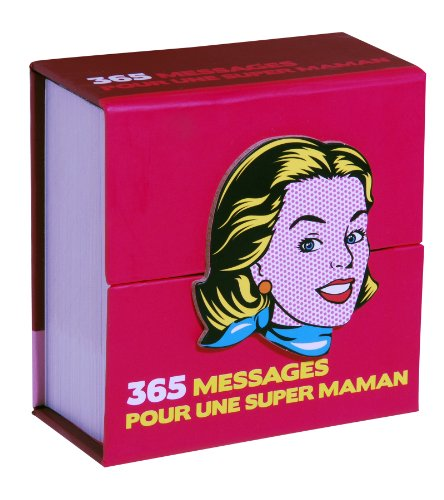 9782809647112: 365 messages pour une super maman