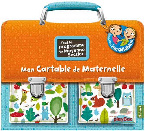 9782809647150: CARTABLE Moyenne section