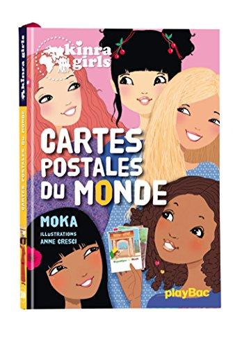 9782809649437: Cartes postales du monde - Kinra Girls Tome 10